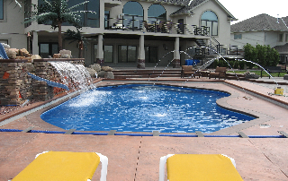 Poolscapes is the Premier Inground Pool Specialists in Omaha Nebraska